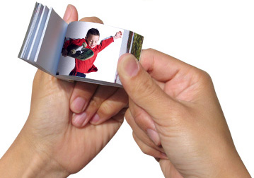 Video Flip Books