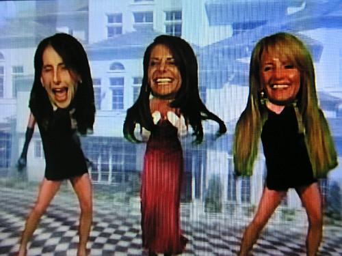 Dance Heads Video Favors