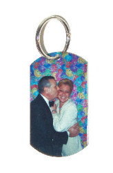 Photo Dog Tag Favors