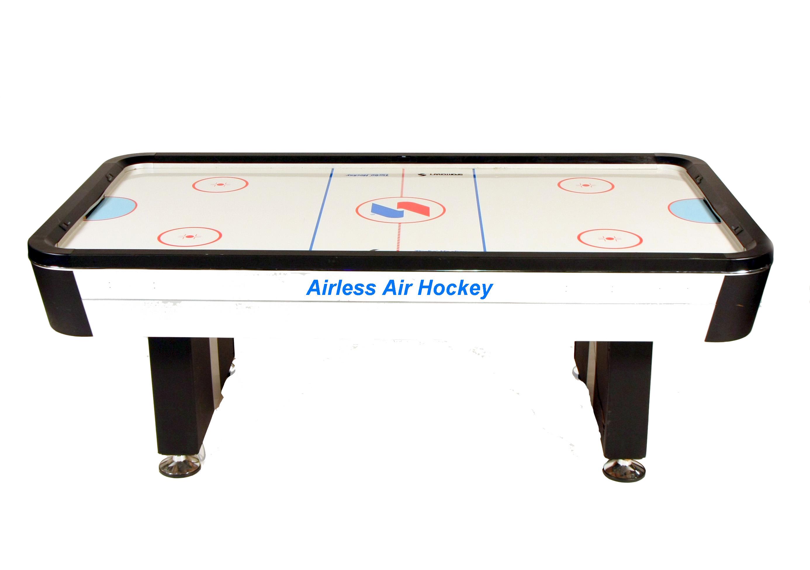Airless Air Hockey