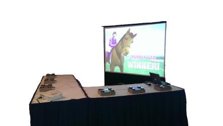 Vitrual Horse Racing