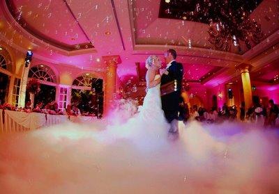 Dance on a Cloud - Fog Machine